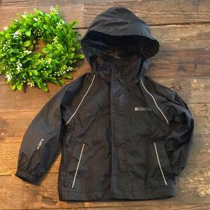 MOUNTAIN WAREHOUSE kids raincoat size 2-3